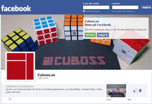 Cuboss på facebook