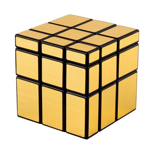 mirror blocks guld