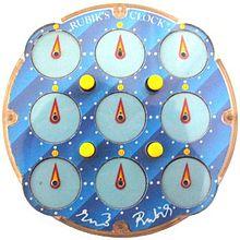 Rubiks-clock