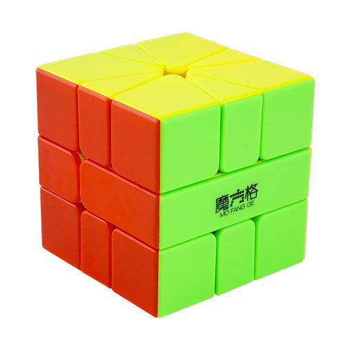 qiyi-square-1-stickerles
