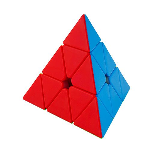 moyu-magnetic-pyraminx-stickerless