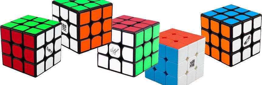 Rubik's kub och andra liknande kuber
