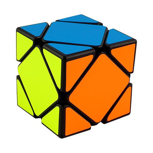 moyu-magnetic-skewb-black