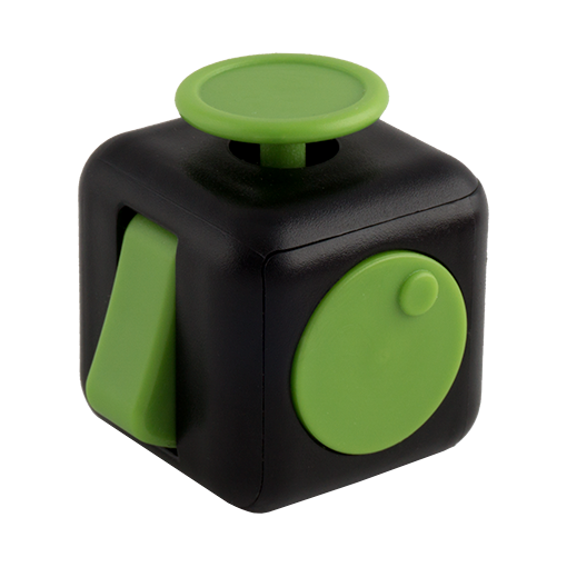 fidget-cube-black-green-alt