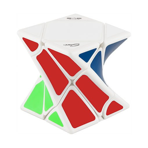 qiyi-twisty-skewb-white