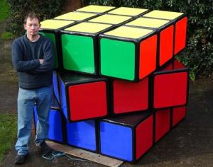 världens största 3x3