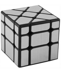 mofang-jiaoshi-fisher-mirror-cube-silver