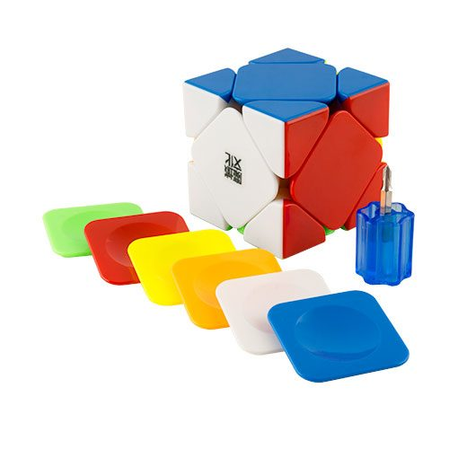 moyu-aoyan-magnetic-skewb-stickerless