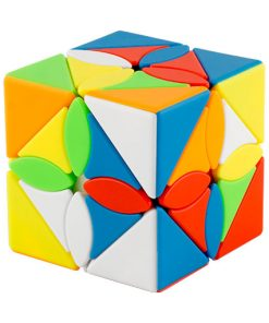 mfjs-meilong-maple-leaves-skewb-scrambled
